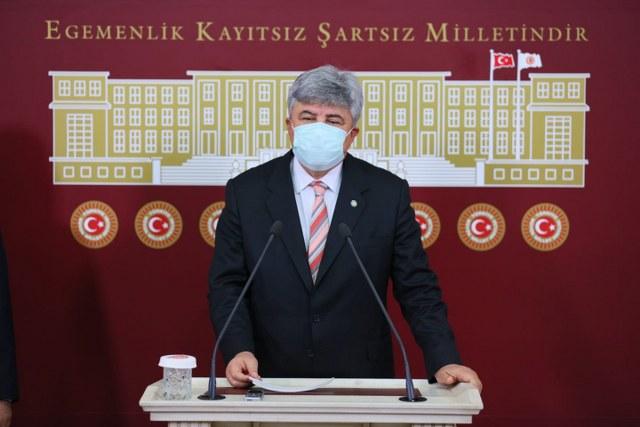 """İYİ PARTİLİ ERGUN """"TURİZMDE FELAKETE DOĞRU GİDİYORUZ"""""""