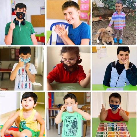 """ZEYNEP KARATAŞ """"OTİZM BİR HASTALIK DEĞİLDİR"""""""
