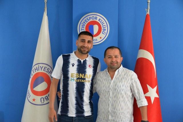 Fethiyespor Serhan Yılmaz'ı Transfer Etti