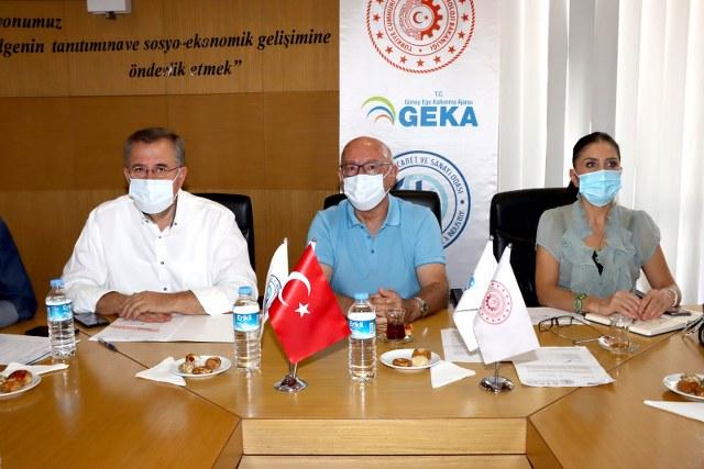 'Fethiye Fuar Alanı Ve Kongre Merkezi Fizibilite Raporu' Toplantısı Gerçekleştirildi