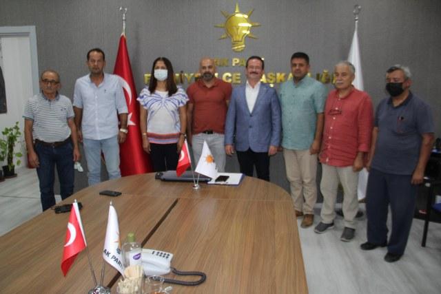 """Öztürk """"2023 Yılında Fethiye'ye AK Parti Belediyeciliğini Getireceğiz"""""""